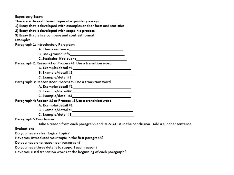 expository essay steps what is an expository essay expository