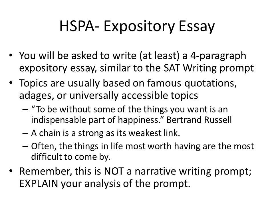 writing expository essay how to write an expository essay com