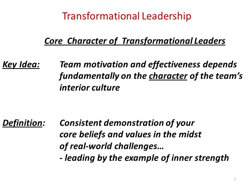 Kazakh Adventure 2015 by TomL Transformational Leadership Who is a - transformational leadership definition
