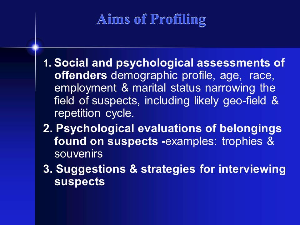 Forensic psychology and criminal profiling essay Essay Service