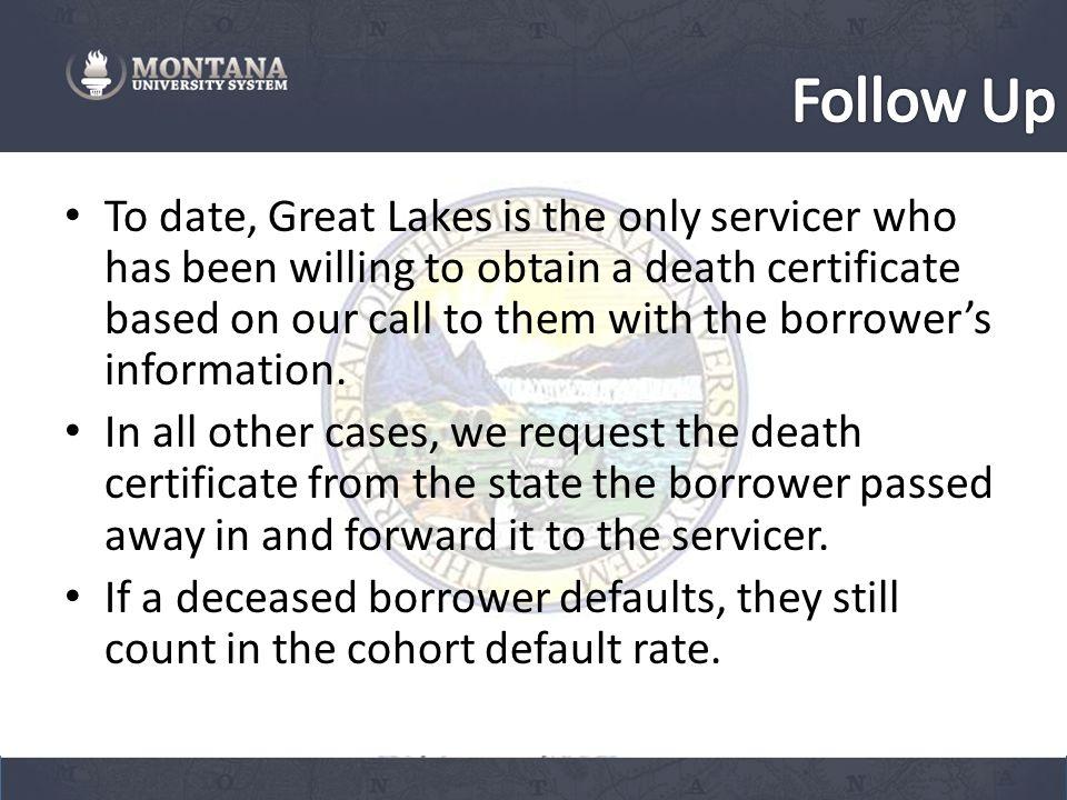 Montana University System Student Financial Services April 18, ppt