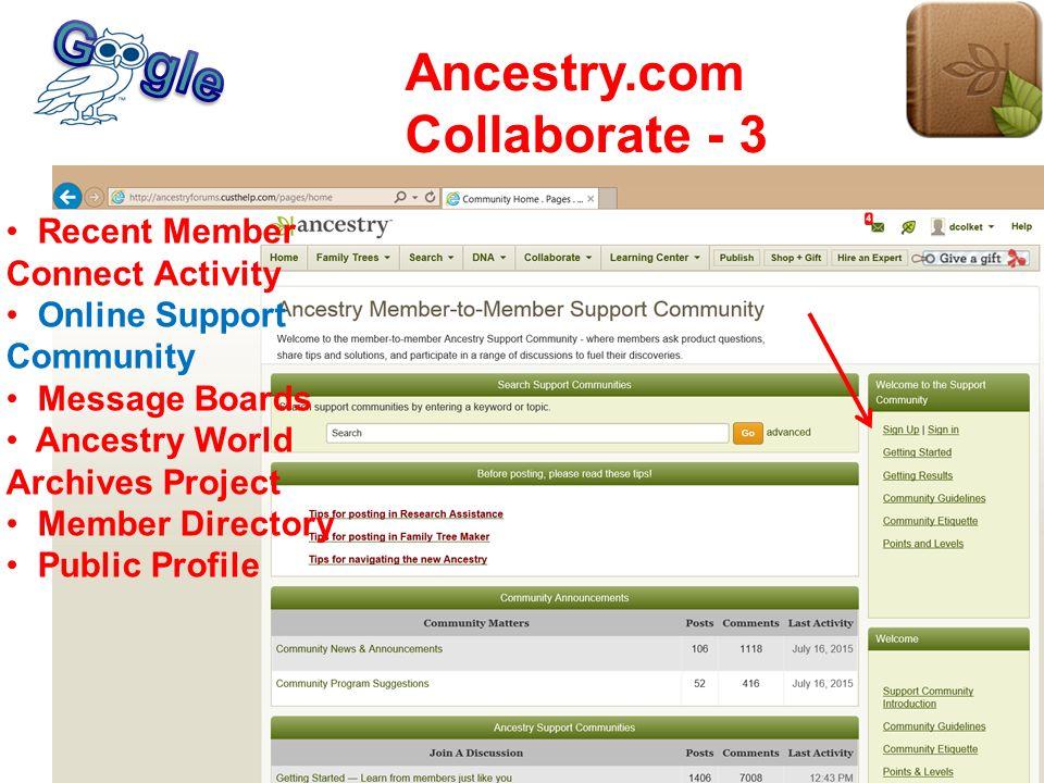4 - ppt download - support ancestry com
