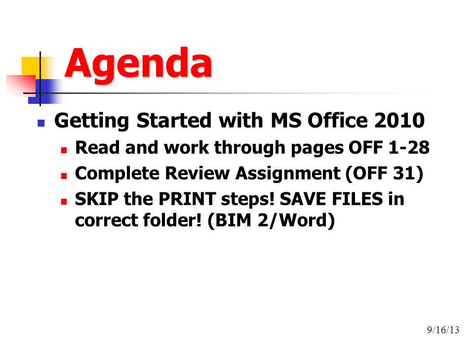 Agenda Login/Create Folders Download/Save Data files 9/9/ ppt download