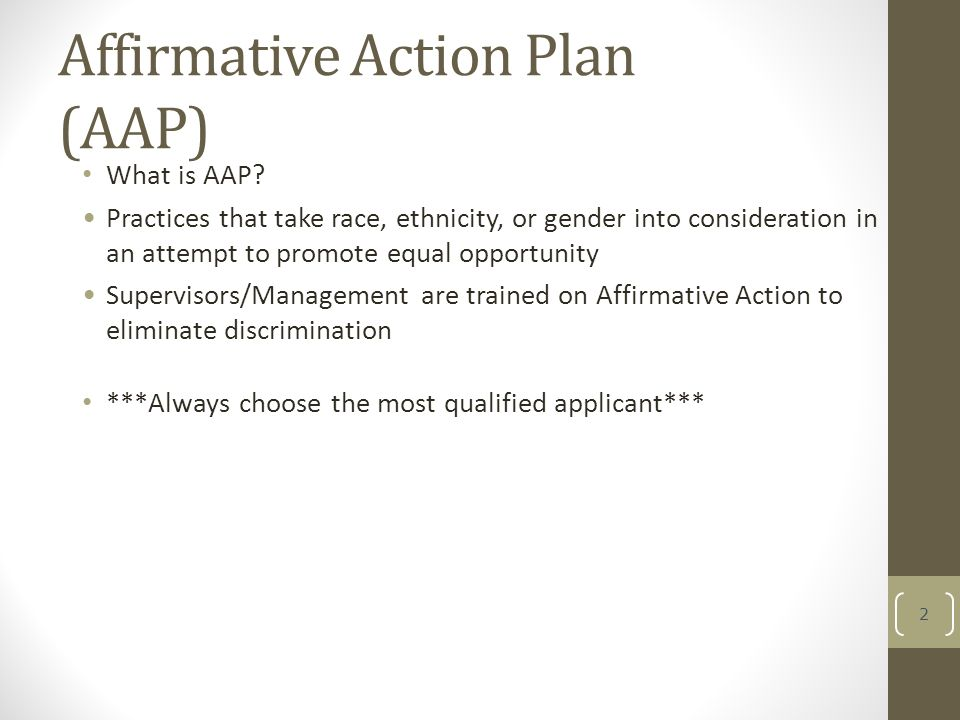 Nice Affirmative Action Plan Festooning - Best Resume Examples by