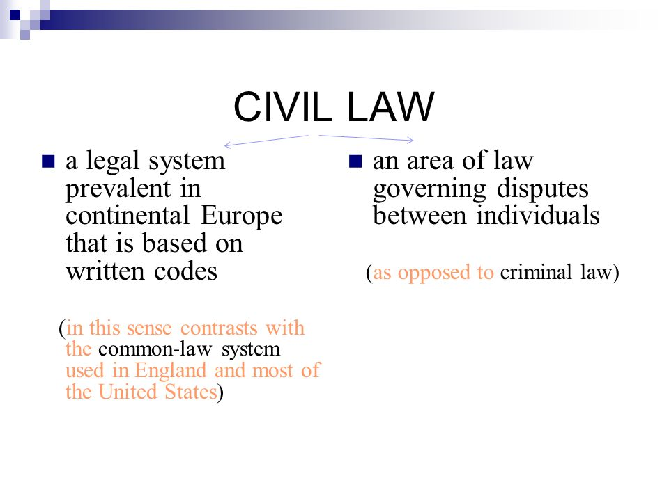Civil law legal system Term paper Academic Writing Service
