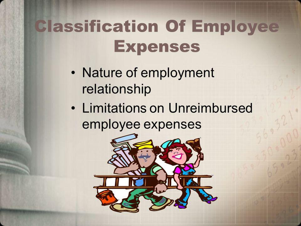 Unreimbursed Employee Expense sample employee expense forms - 8+