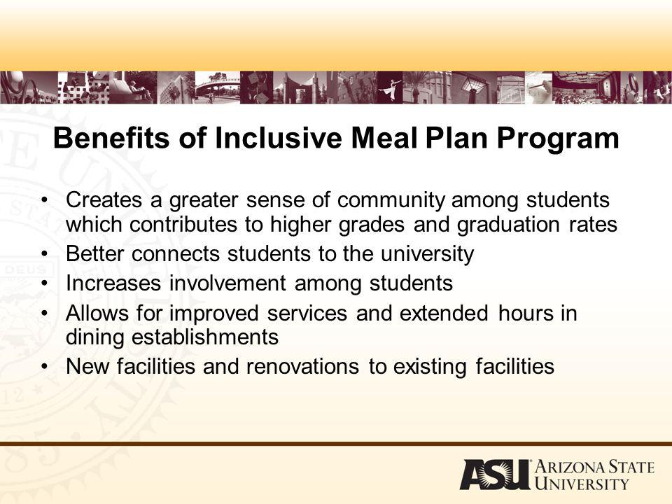 Meal Plan Program Open Forum Residential Meal Plan Program The