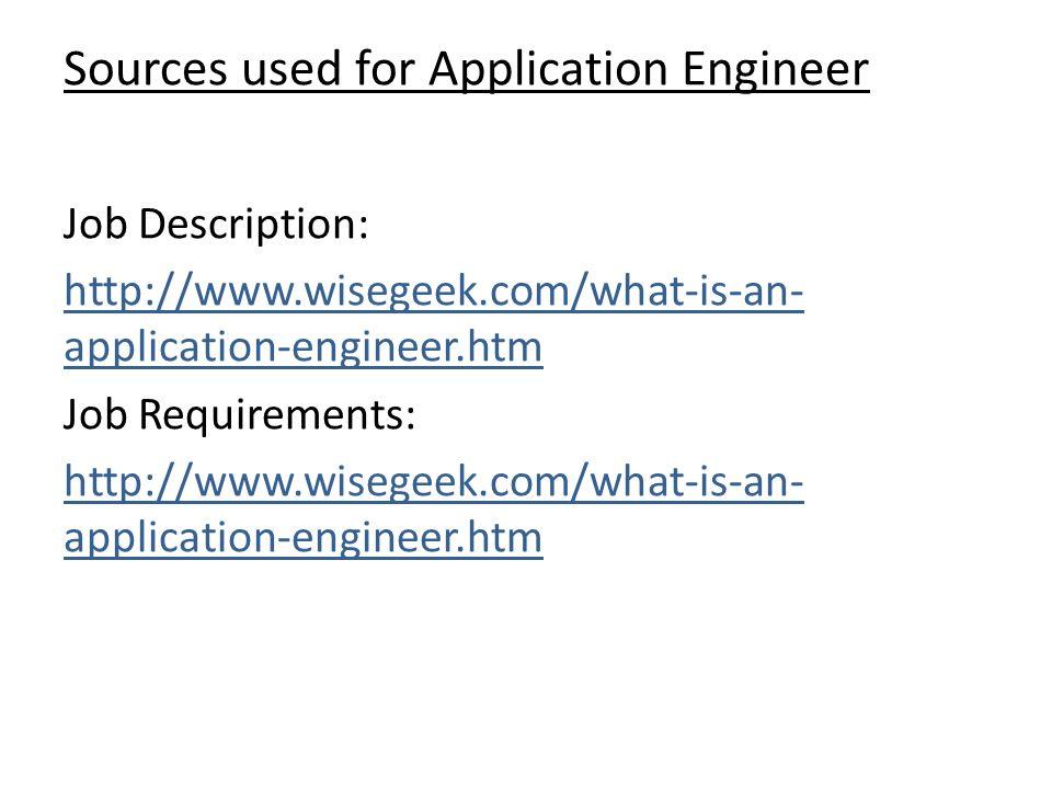 Investigating Job Roles in IT Alex Haslam Network Engineering - Job