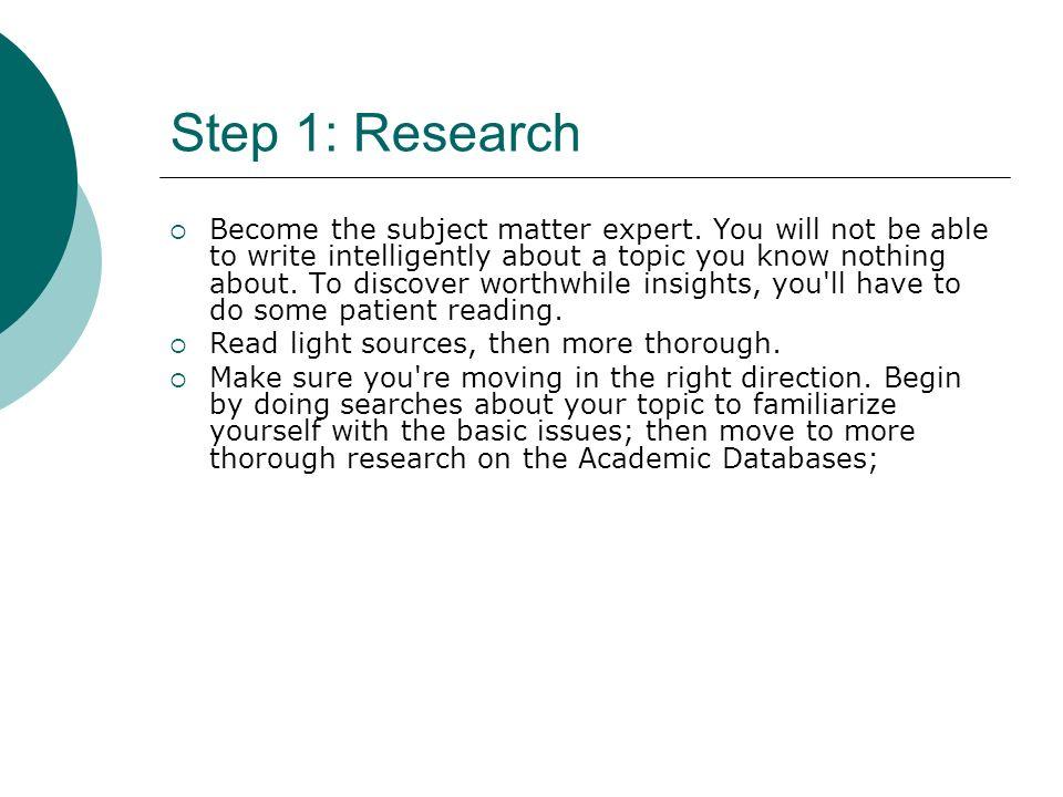 10 Steps To Writing An Essay, Critical Essay Writing, Their Eyes