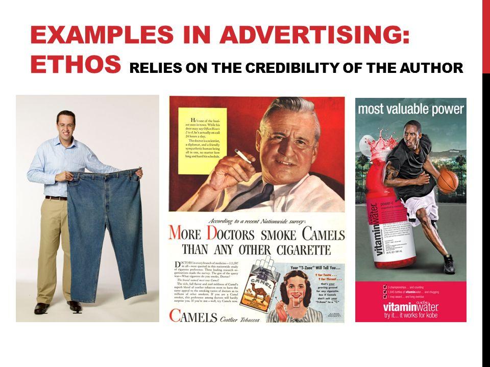 ethos ads examples - Acurlunamedia