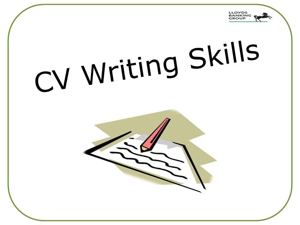 good writing skill how good are your cv writing skills out by