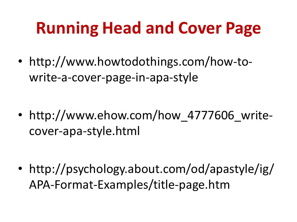 Running Head and Cover Page write-a-cover-page-in-apa-style cover