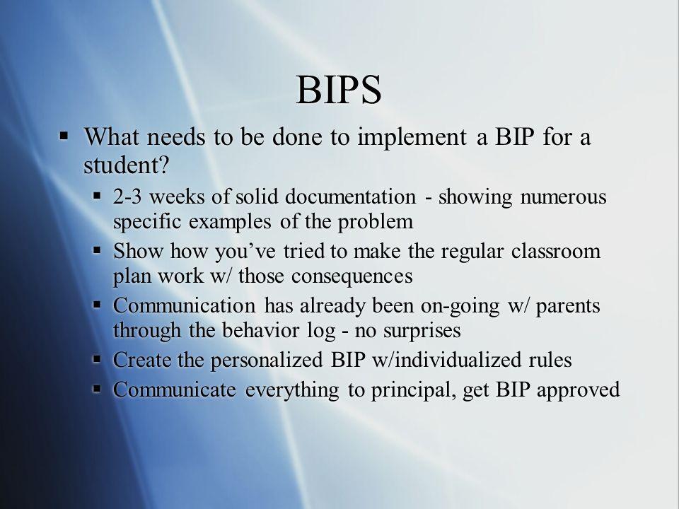 Classroom Management 101 Behavior Improvement Plans And Positive - behavior log examples