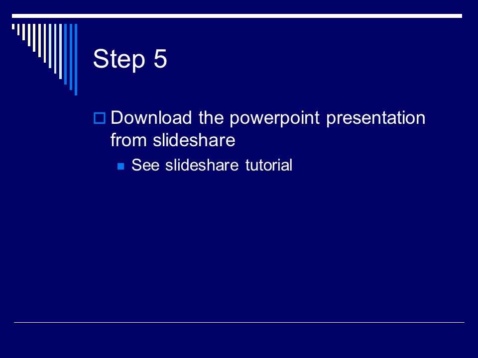 Application of Slideshare ~creating an educational lesson plan