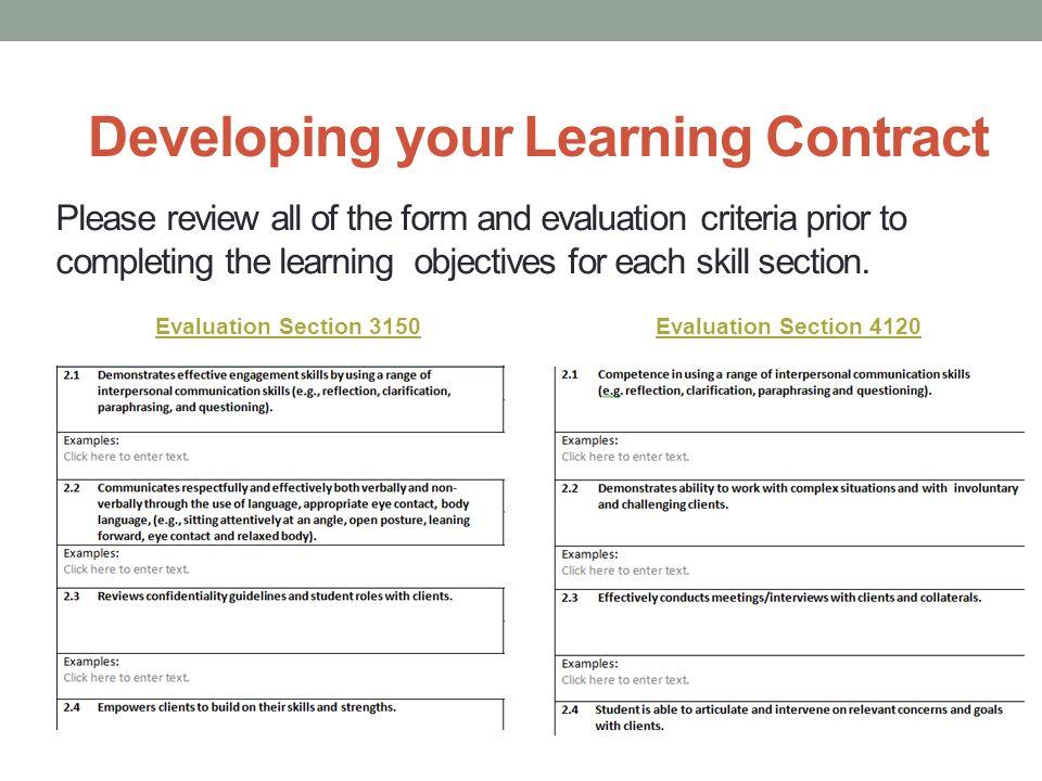 student contract examples - Romeolandinez - Student Contract Templates
