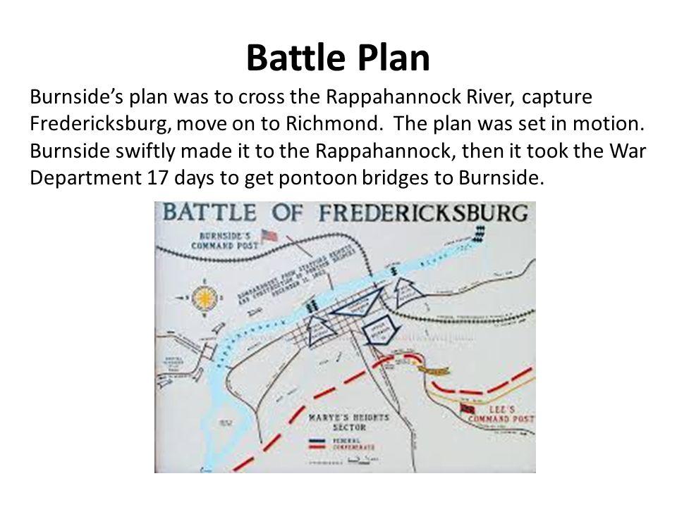 Fredericksburg December Objectives Learn how the Union once again