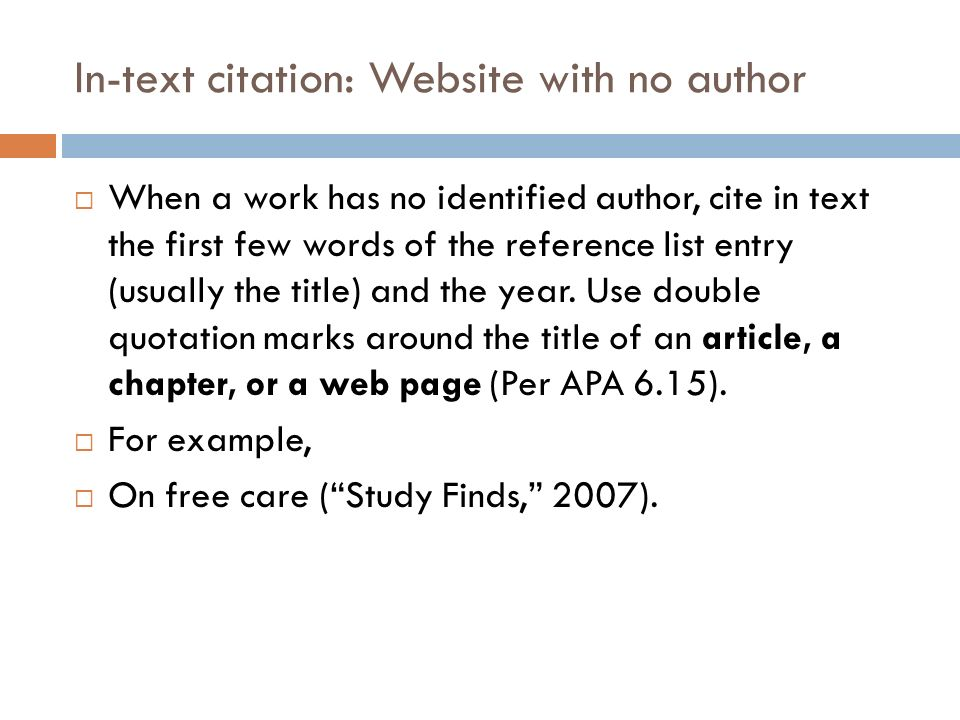 APA  MLA AN OVERVIEW OF DOCUMENTATION STYLES THE REFERENCE LIST