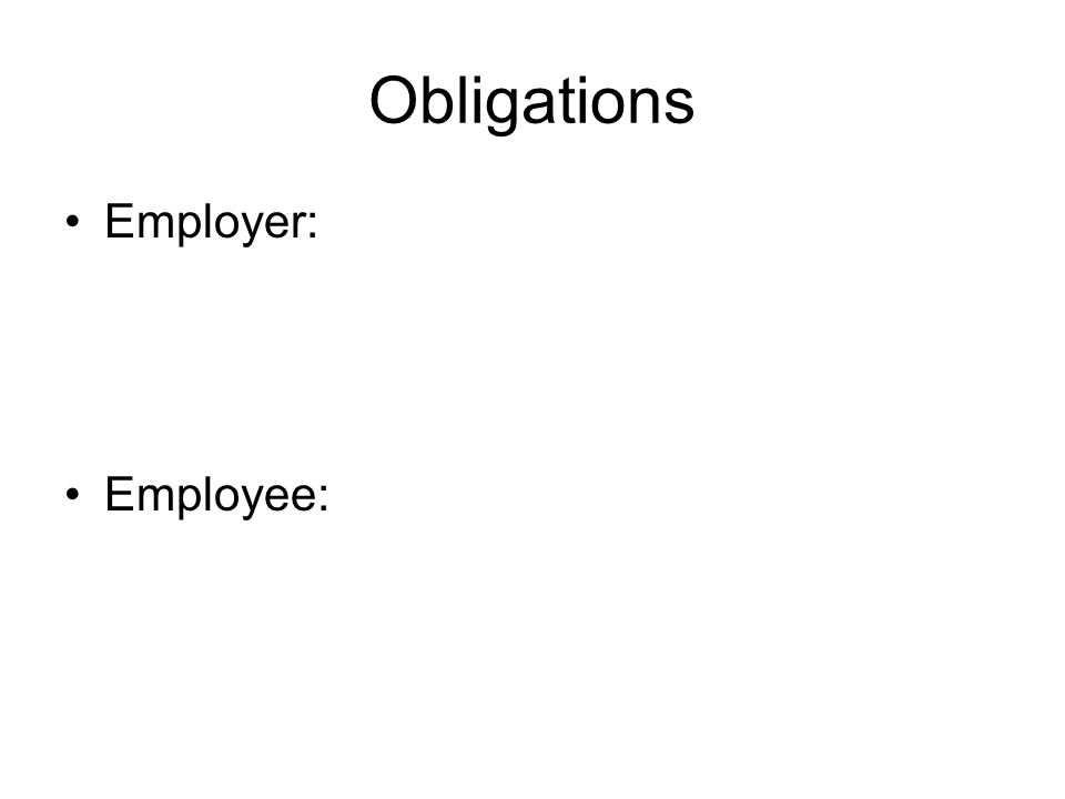 What Is Employment? Compare employee with agent and independent - differences employee independent contractor