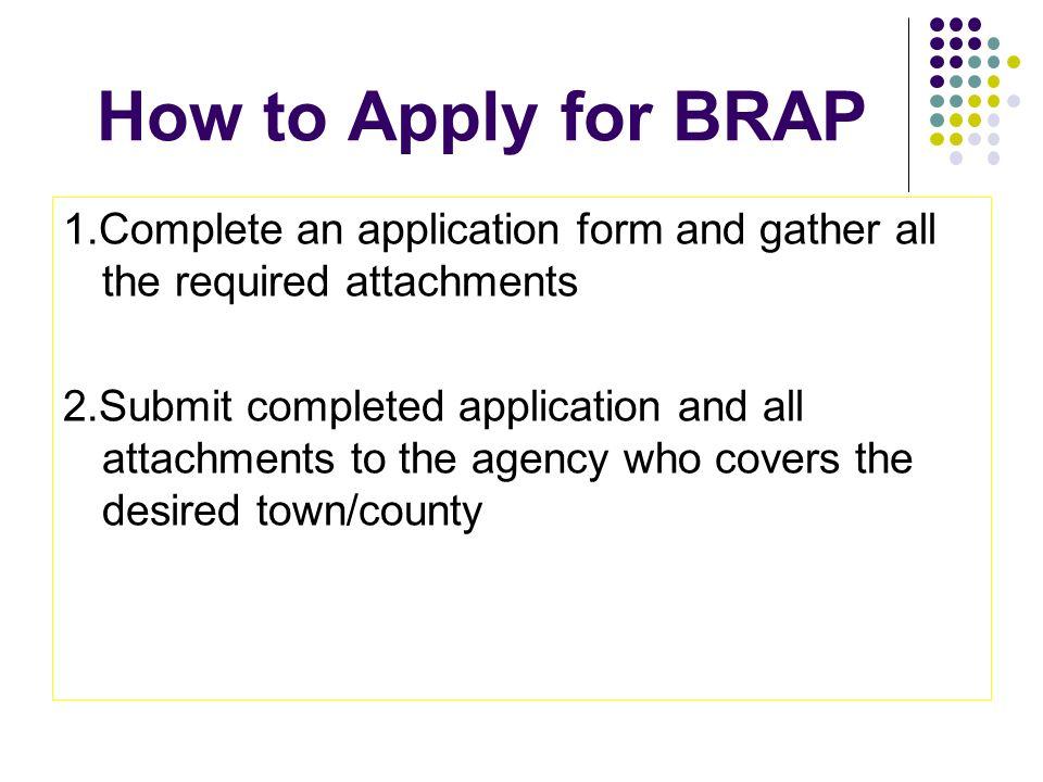 Brap \ Shelter Plus Care Programs BRAP Bridging Rental Assistance - rental assistance form