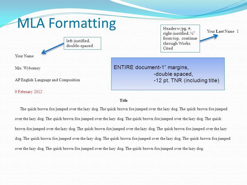 Examples of mla format Term paper Help vghomeworkrzsjsupervillaino