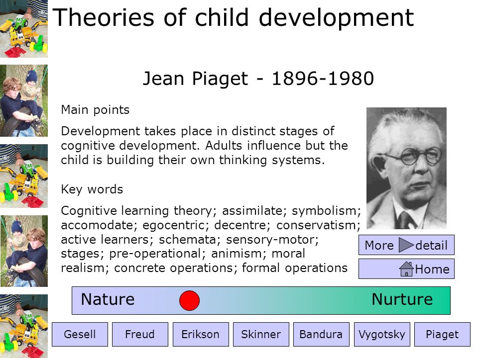 Jean-piaget - Constructivism how piaget influenced my philosophy my