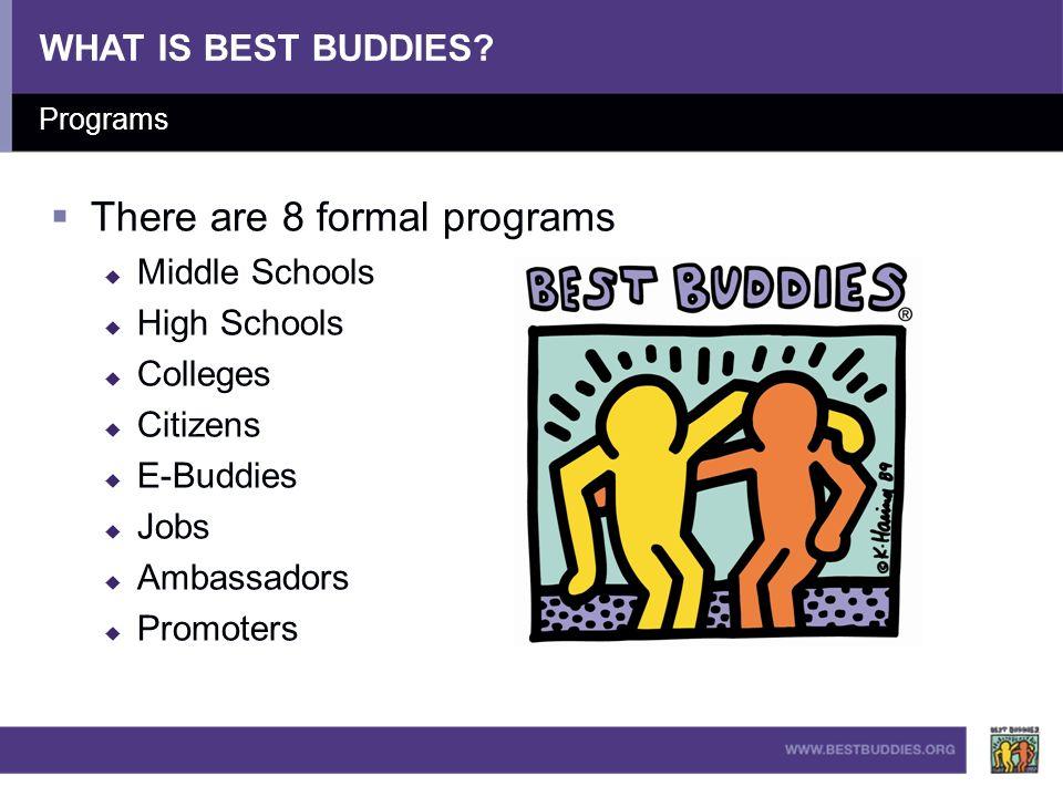 BEST BUDDIES CITIZENS  Best Buddies is a nonprofit 501(c)(3