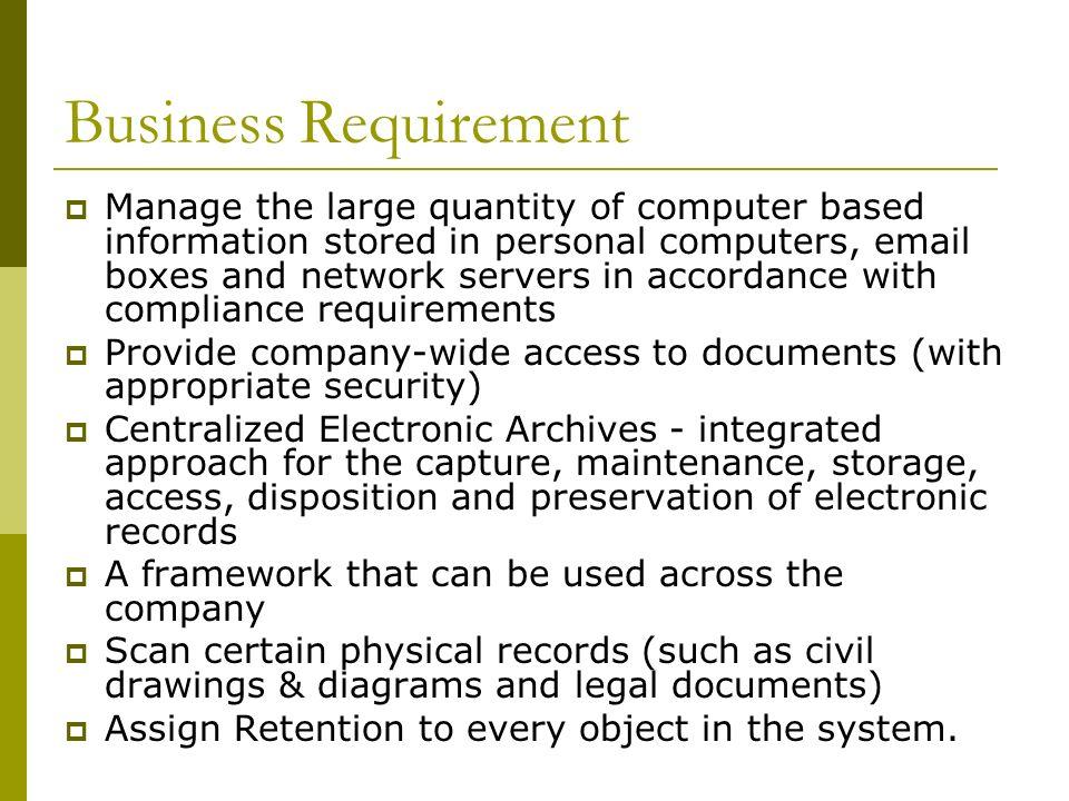 SAR Enterprises Syed Ahmed Abdullah Alsubaiei Ramakrishna G - ppt - business requirement documents
