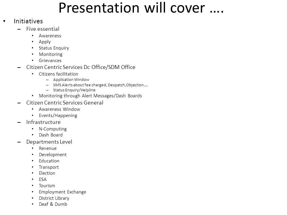 Presentation by Vinod Kumar, DIO, NIC, Kurukshetra Kurukshetra - presentation cover with window