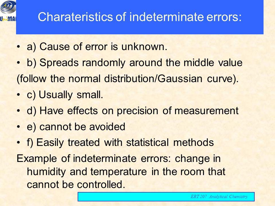 ERT 207 Analytical Chemistry ERT 207 ANALYTICAL CHEMISTRY Dr Saleha - analytical chemistry examples