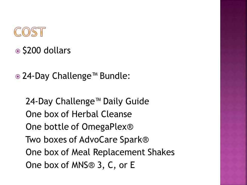 Alyssa Carto Lauren Petraglia  The 24-day Challenge is a - 24 day challenge guide