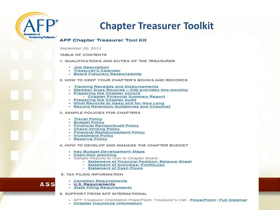 2014 Chapter Treasurer Orientation March 4, ppt download