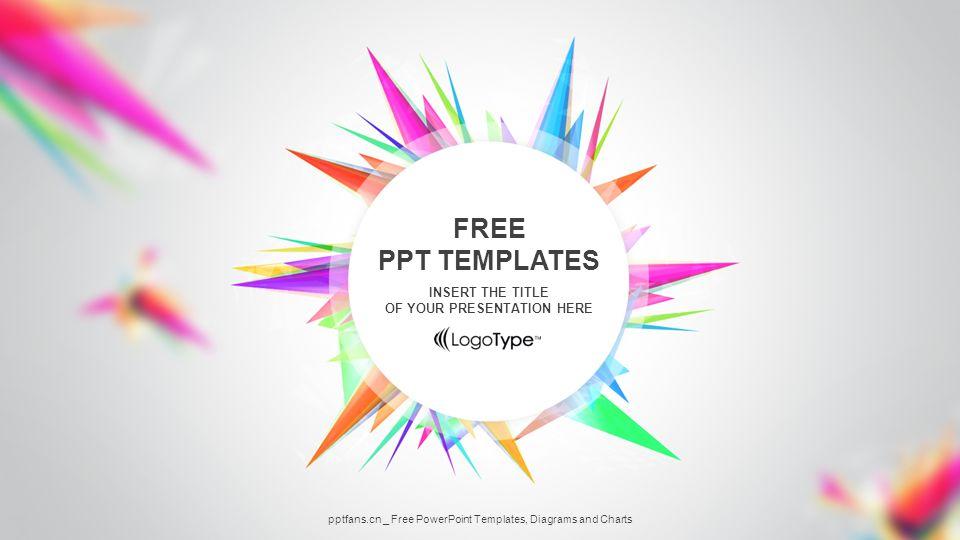Pptfanscn _ Free PowerPoint Templates, Diagrams and Charts INSERT - free powerpoint graphics templates