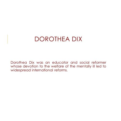 Medium Crop Of Dorothea Dix Quotes