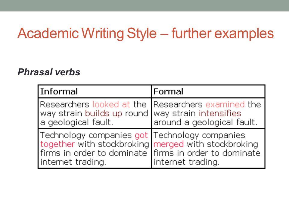 academic writing example - Apmayssconstruction
