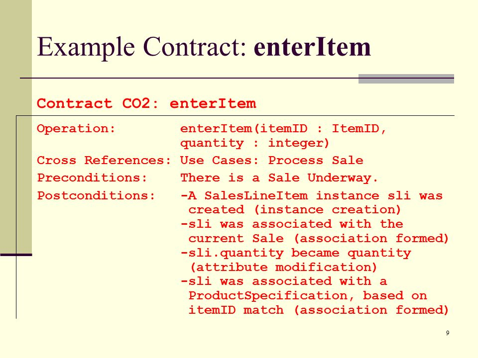 Operations Contract Templates Example Make Payment Contract