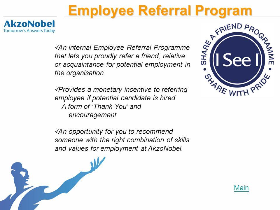 INTERNAL VACANCIES ADVERTISEMENT-1 ADVERTISEMENT-2 I SEE I (REFERRAL - referral employment