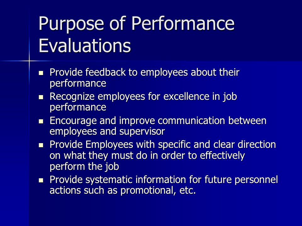 Job Performance Evaluation Gis Manager Performance Appraisal Staff