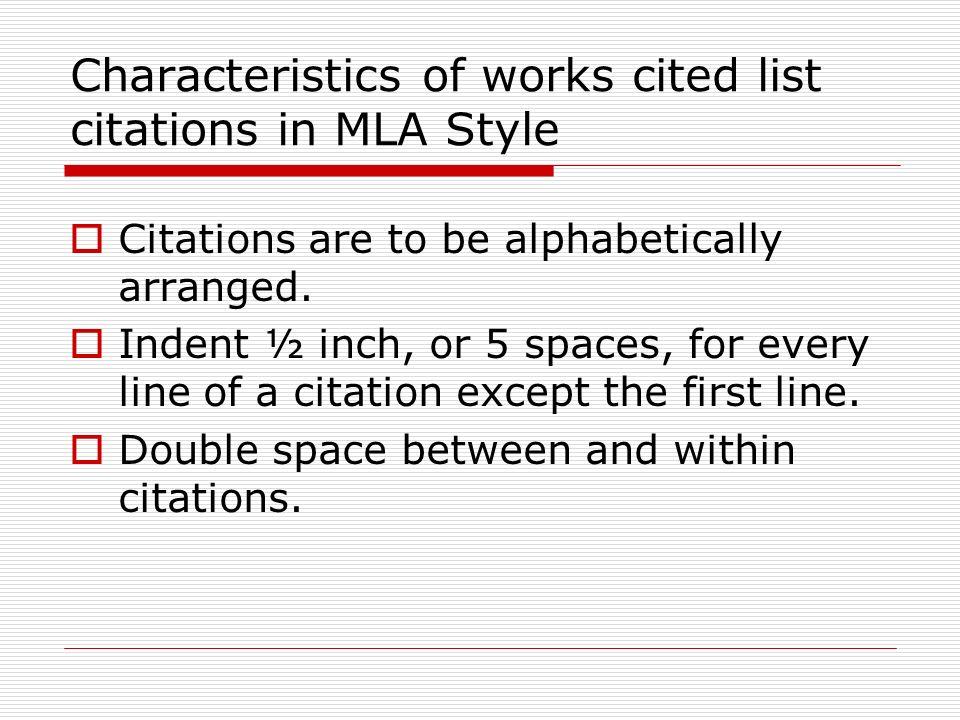 Work cited mla style Custom paper Writing Service ixtermpaperaebe