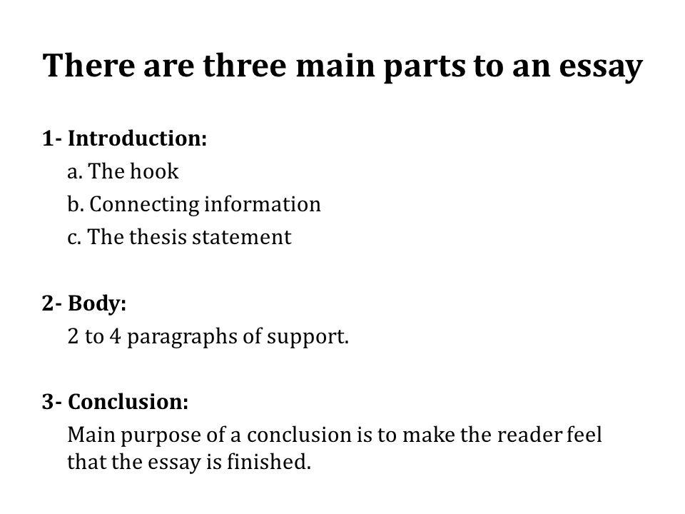 Short essay myself