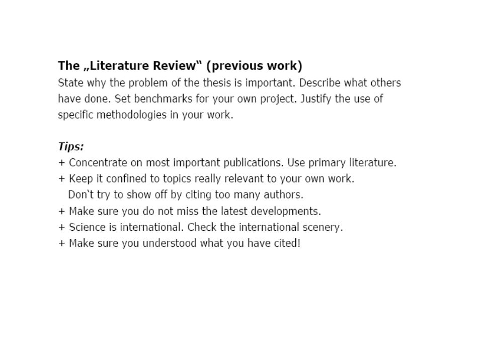 Review of literature S Balakrishnan What is literature review - literature review