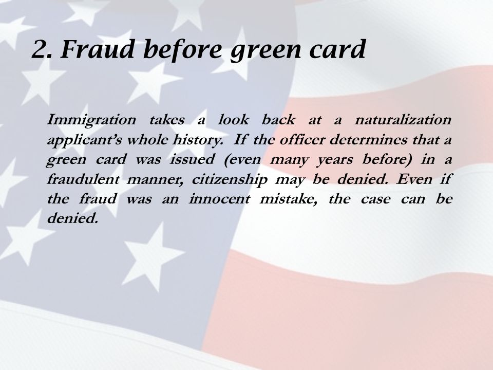 Why Citizenship May Be Denied (Form N-400) US Immigration Center