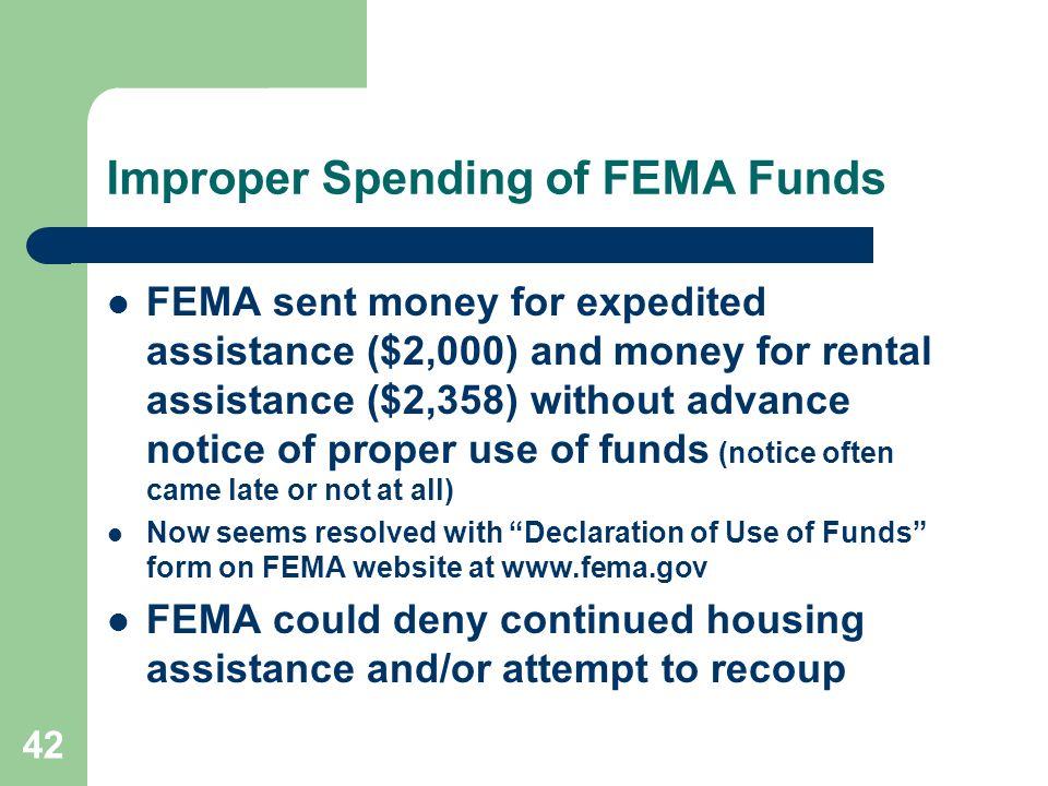Post-Katrina FEMA Claims Southeast Louisiana Legal Services, based