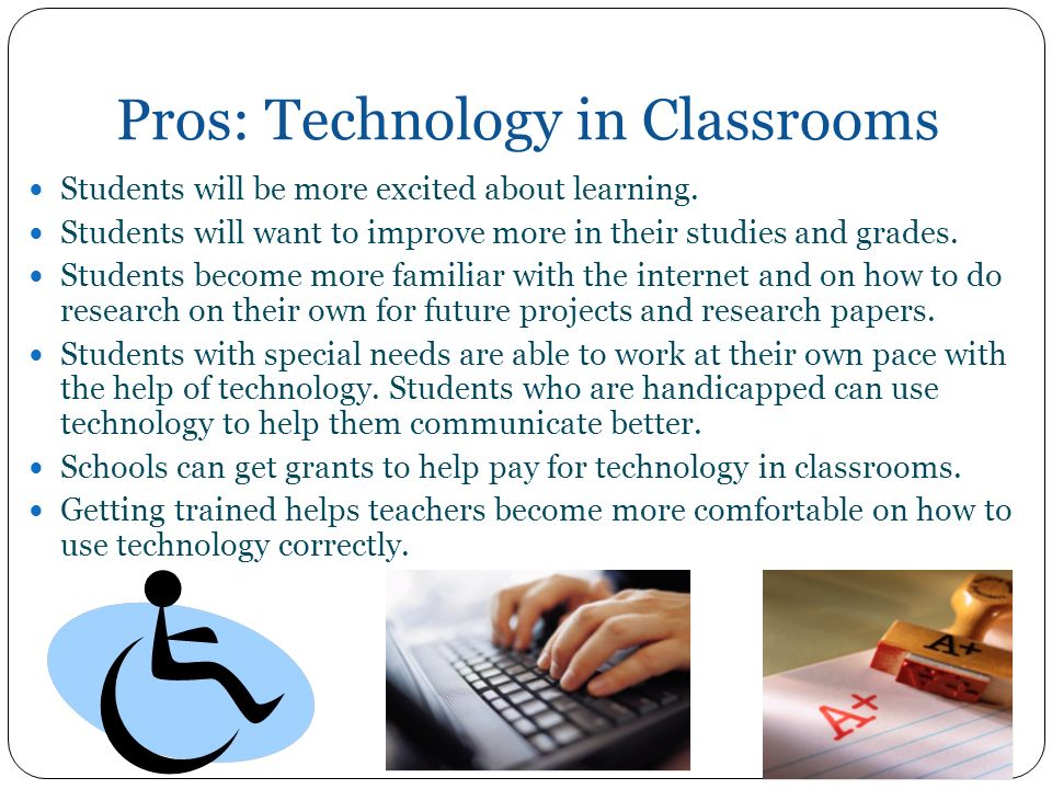 Technology In The Classroom Essay oakandale