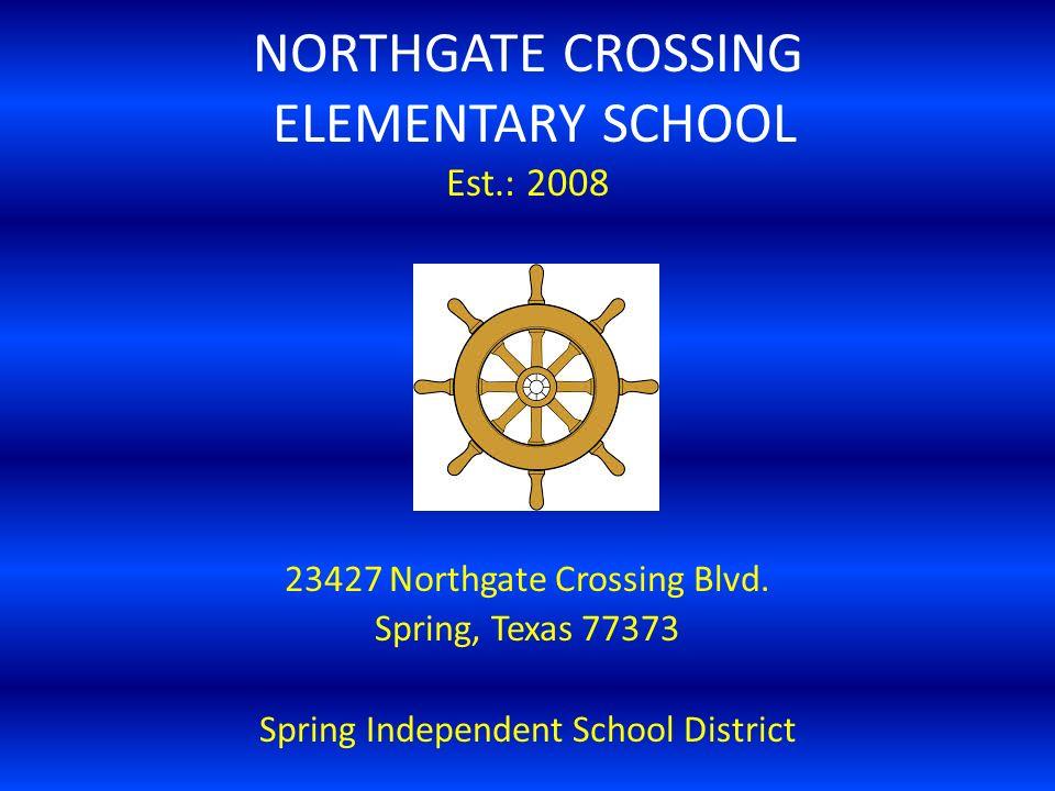 NORTHGATE CROSSING ELEMENTARY SCHOOL Est Northgate Crossing Blvd