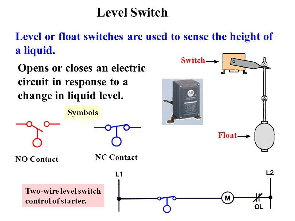 Wiring Diagram For Liquid Level Switches circuit diagram template