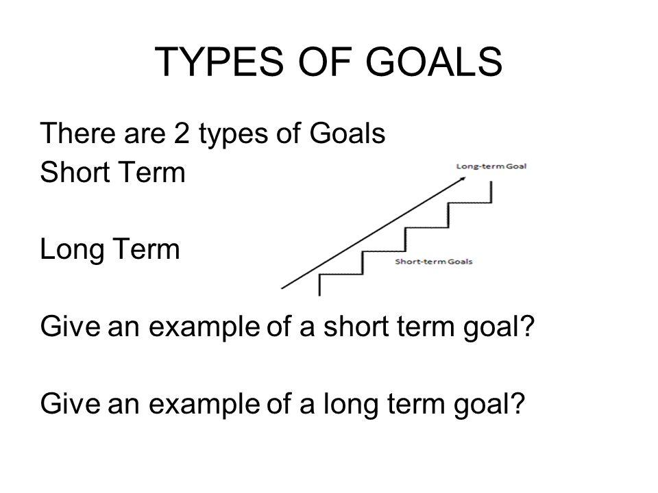 Buy short term career goals essay
