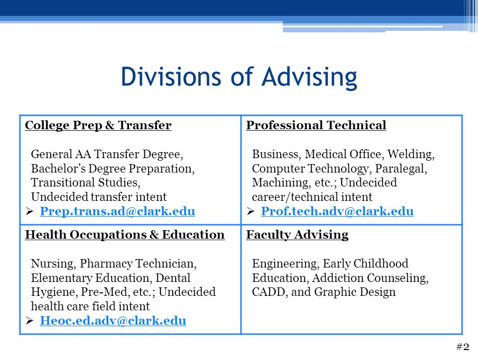 Academic Clark College Planning your path to success - ppt download - college degree planner