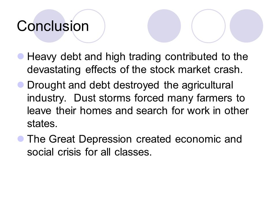 The great depression essay conclusion Research paper Academic - essays about the great depression