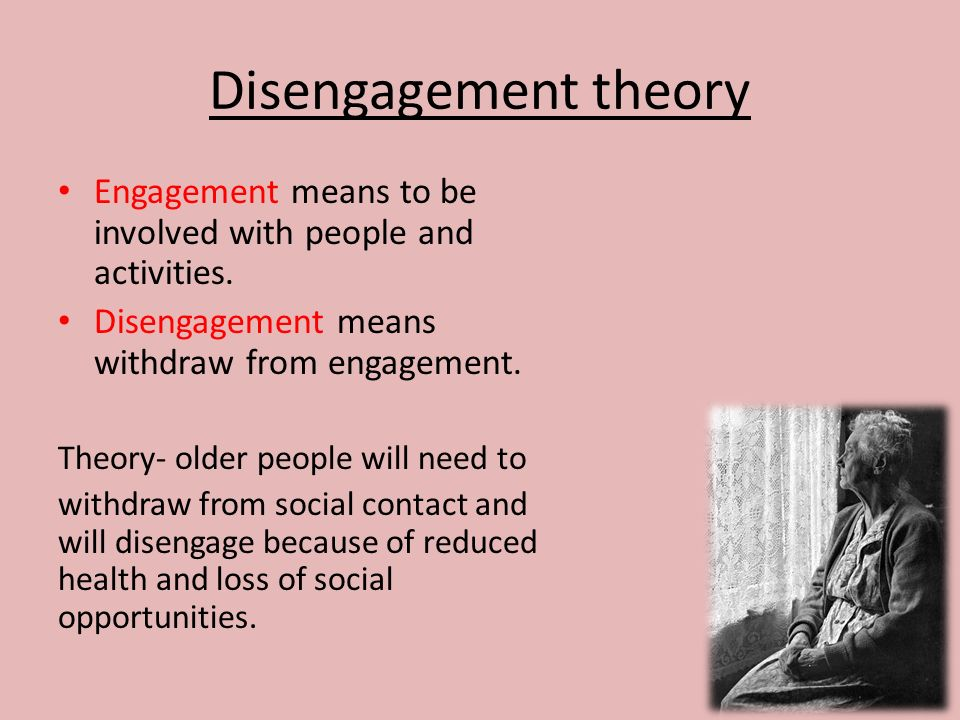 Theories of ageing Unit 4 Today you will be able to Describe 3