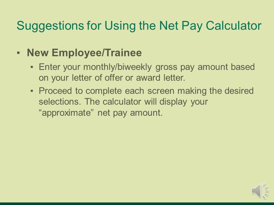 monthly pay calculator - Pinarkubkireklamowe